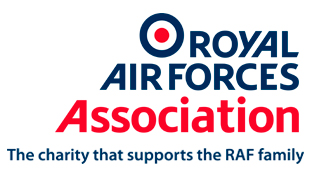 Supported by the Royal Air Forces Association