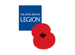 Supported by The Royal British Legion