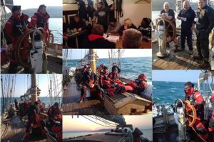 Wounded Veterans and Troubled Teens on the High Seas_614x455