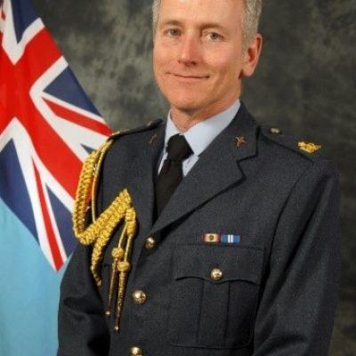 AVM The Hon Richard Broadbridge